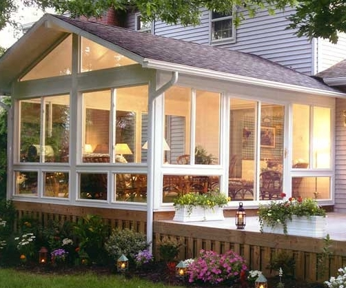 Sun room and Screen Room repairs and installs, Lone Star Exteriors